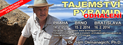 Přednáška (nejen) o bosenských pyramidách