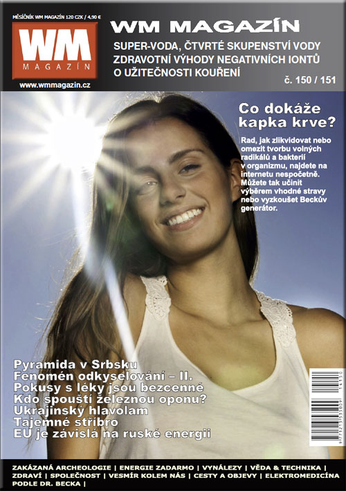 WM magazín - letní dvojčíslo 150/151